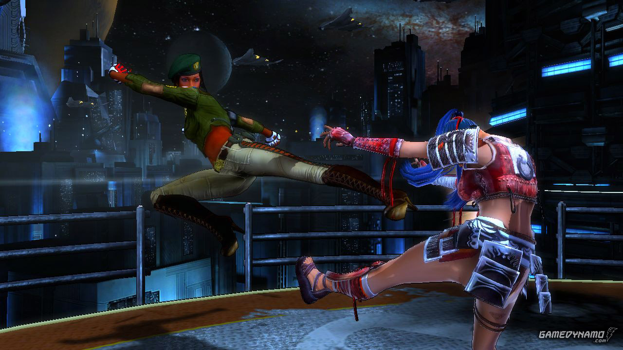 Fighting Games For Xbox 360 : Girl fight xbox review gamedynamo