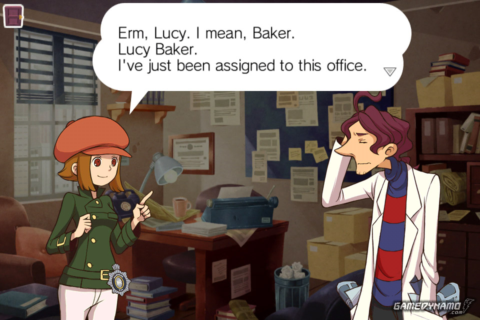 Layton Brothers: Mystery Room (iOS) Review Screenshots