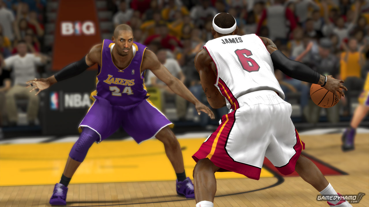 NBA 2K14 (PC, PS3, Xbox 360) Review Screenshots