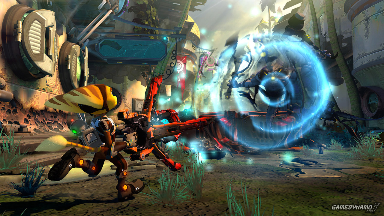 Ratchet & Clank: Into the Nexus (PlayStation 3) Preview Screenshot