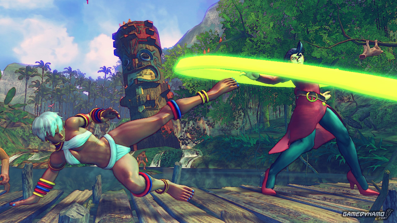 Ultra Street Fighter IV Review Screenshots (PC, PS3, Xbox 360)