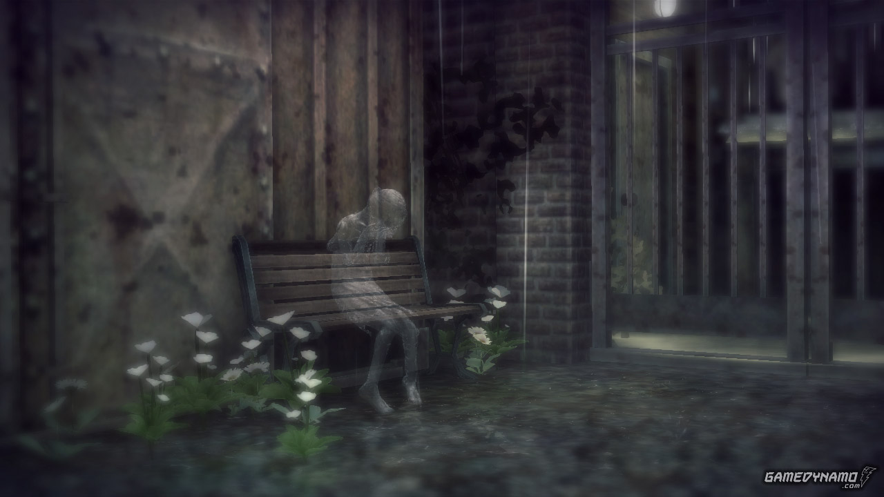 Rain (PS3) Review Screenshot