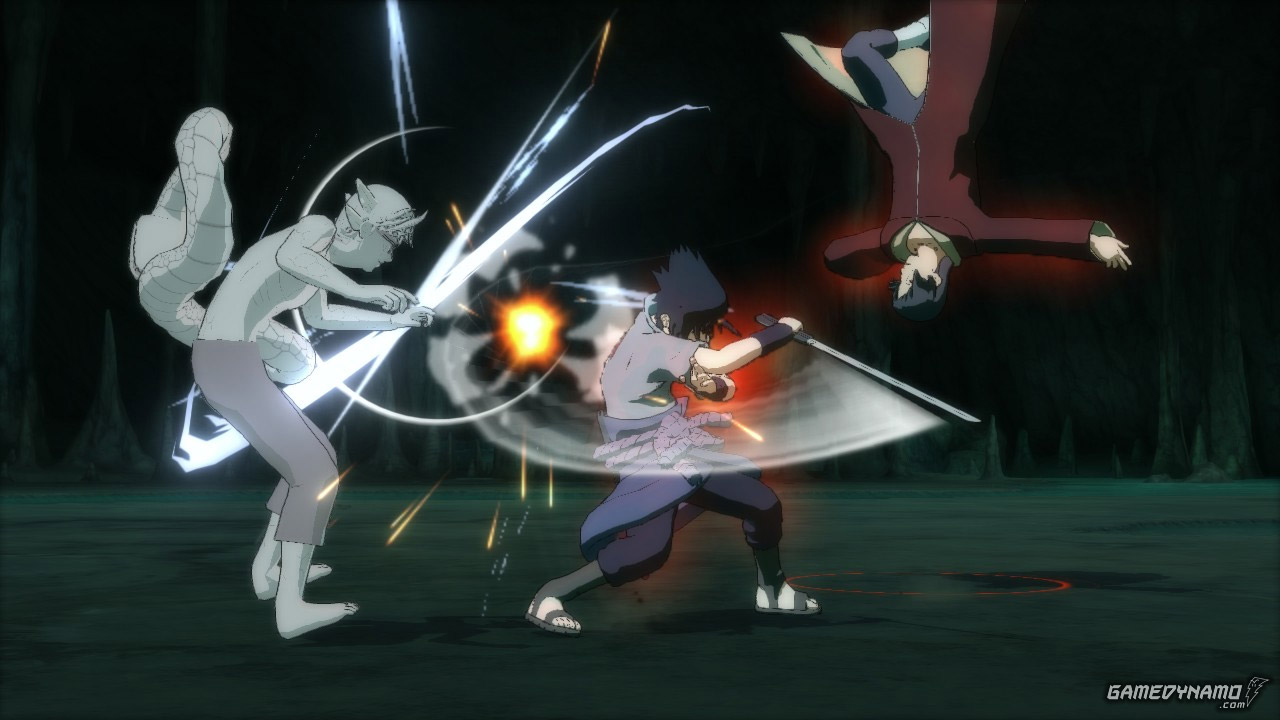 Naruto Shippuden: Ultimate Ninja Storm 3 Full Burst Review Screenshots