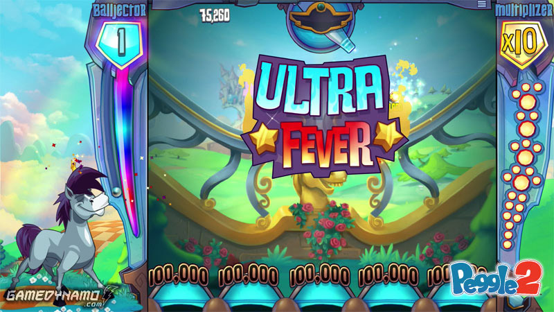 Peggle 2 (Xbox One) Review Screenshots