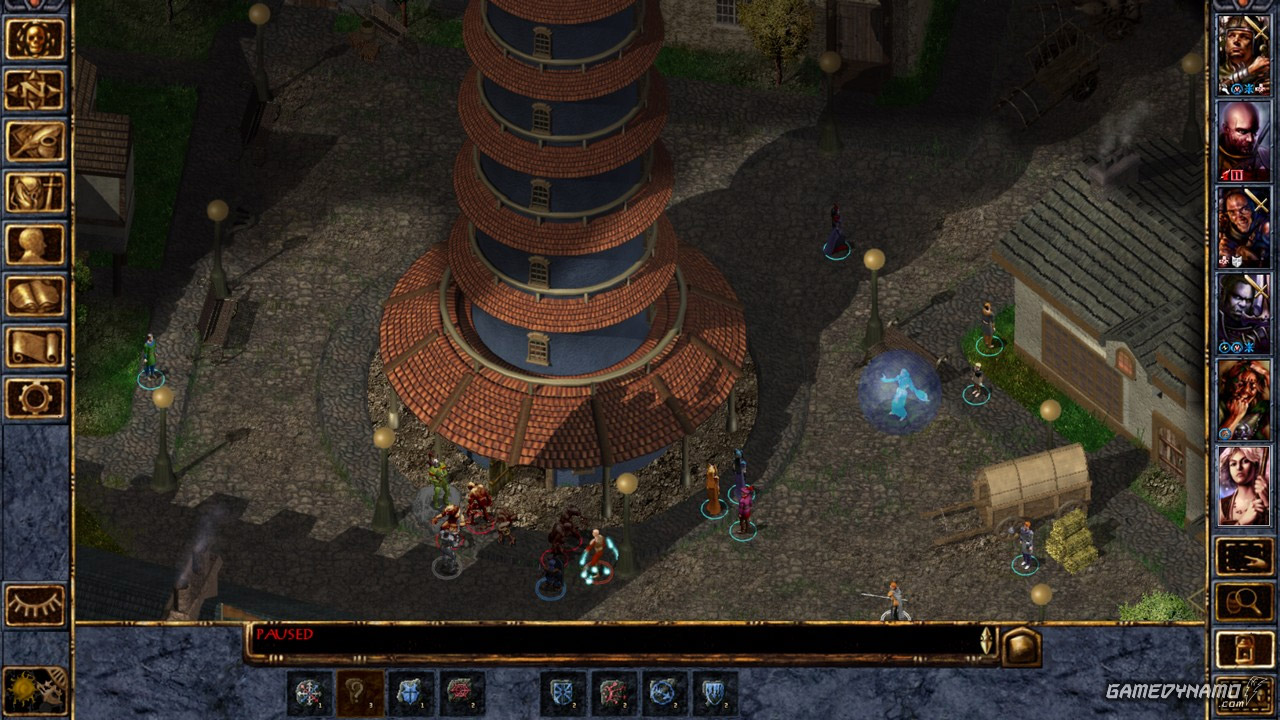Baldur's Gate II: Enhanced Edition (PC, iOS, Android) Preview Screenshots