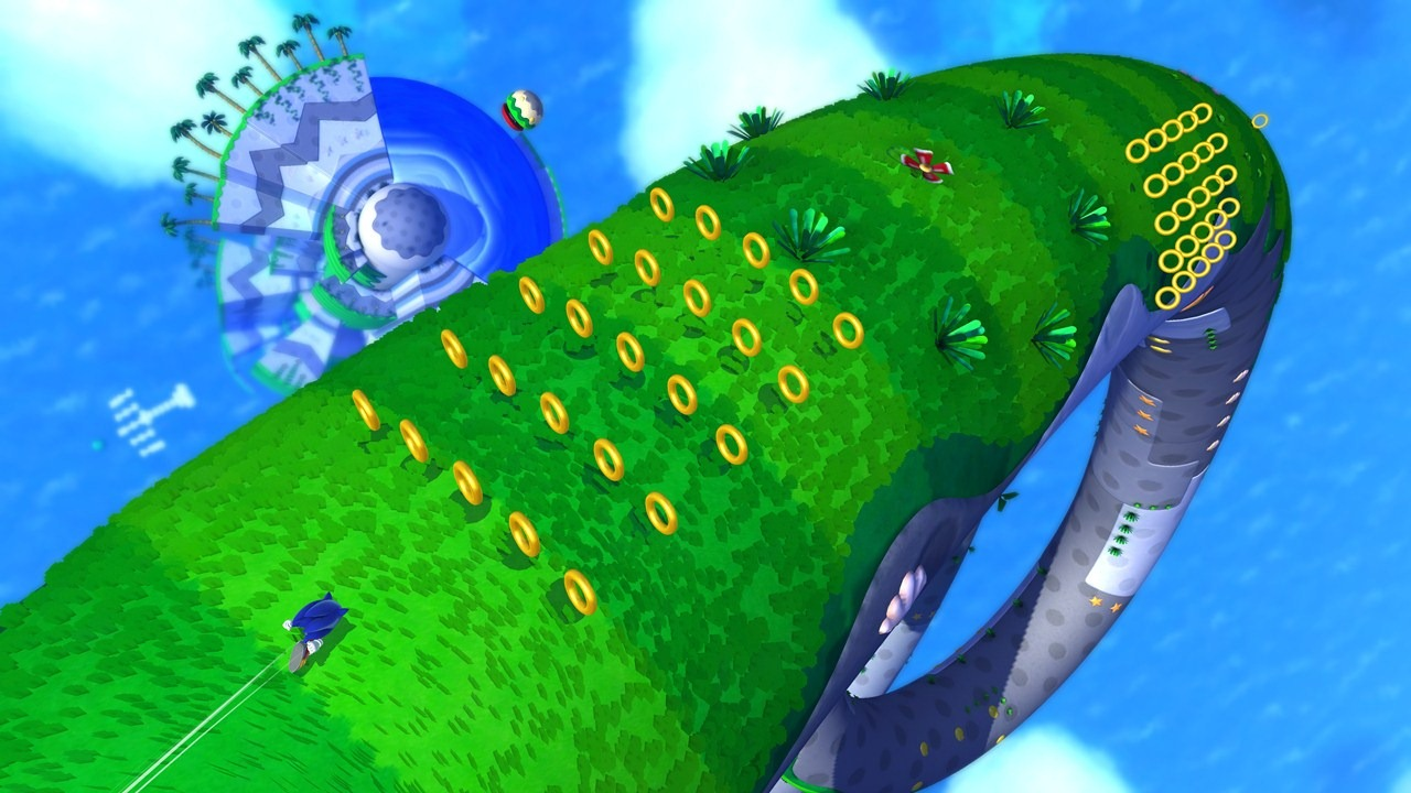Sonic: Lost World (3DS, WiiU) Guide Screenshots