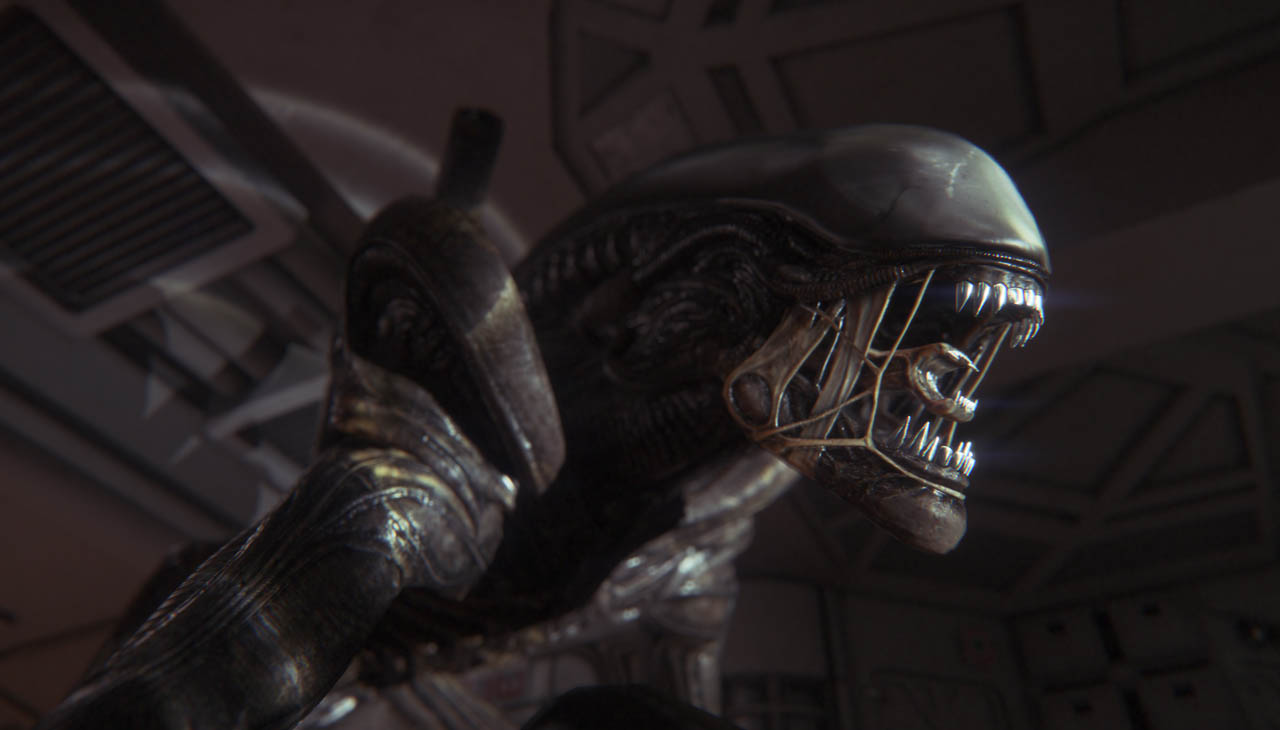 Alien Isolation Hands-On Preview Screenshots (PC, PS3, PS4, Xbox One, Xbox 360)