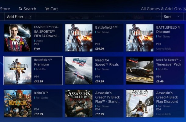 how to buy ps4 games with paypal