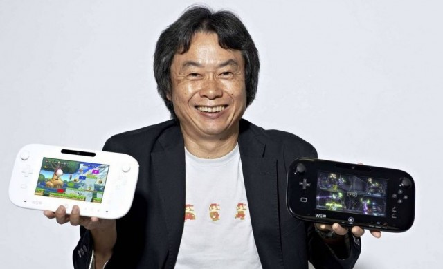 Miyamoto: GamePad needs to be better utilized for single-player Wii U games