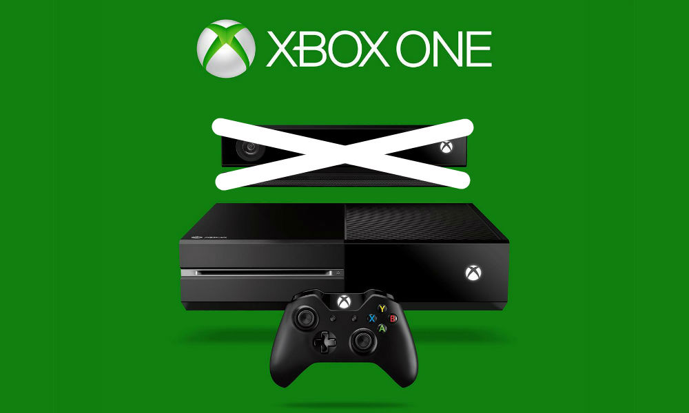 Game News Microsoft Releasing Kinect Less Xbox One Bringing New