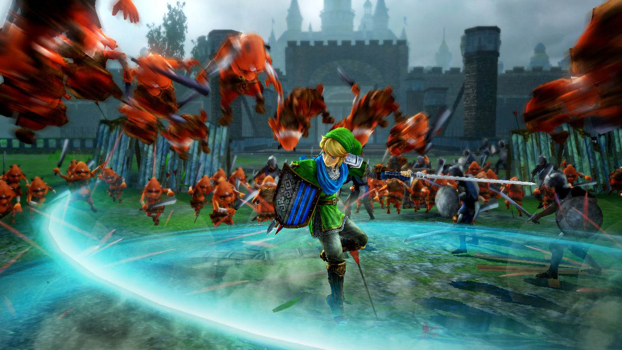 Hyrule Warriors (Wii U) Review