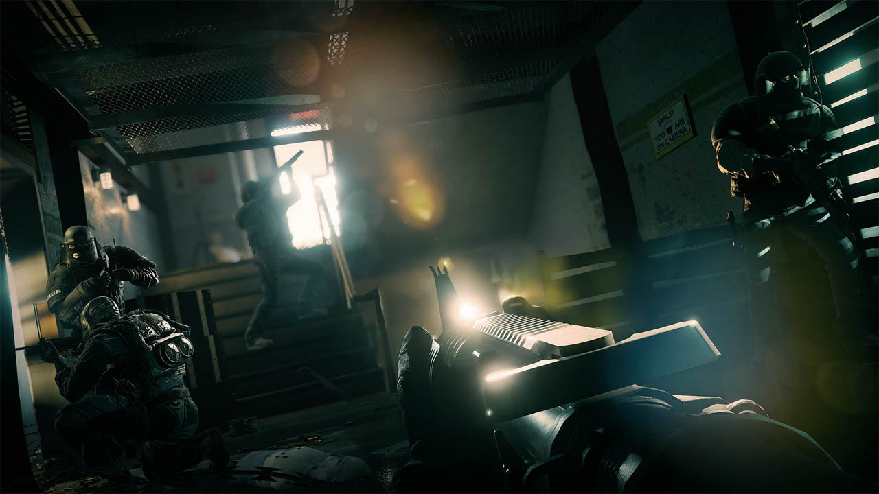Tom Clancy's Rainbow Six: Siege (PS4, X1, PC) Preview