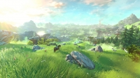 The Legend of Zelda Wii U - First look at The Legend of Zelda Wii U's gameplay reveals more of the open world Screenshots