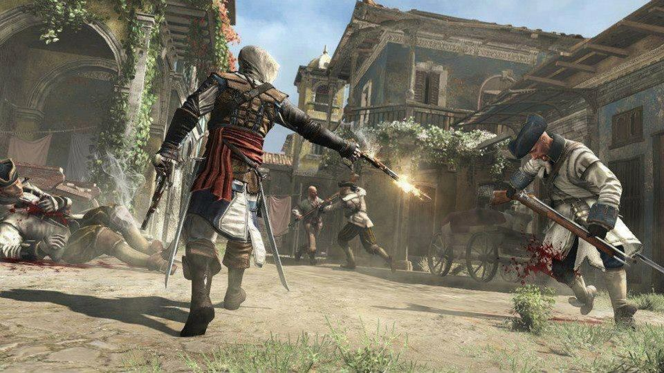 Assassin's Creed (PS3, PS4, PC, Xbox 360, XB1)