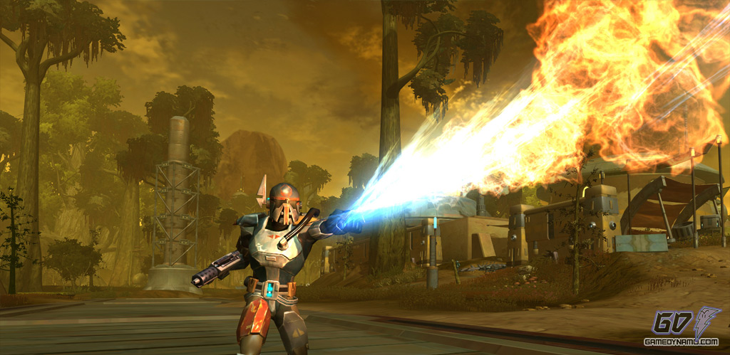 Star Wars: The Old Republic's Rise of the Hutt Cartel is now free to subscribers