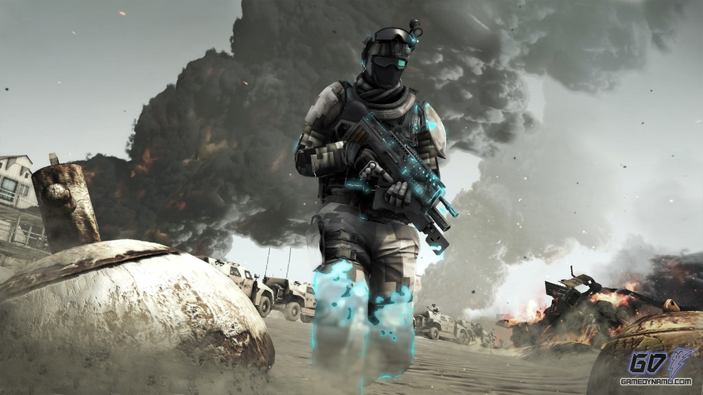 Tom Clancys Ghost Recon Future Soldier (PC, PS3, Xbox 360) Review Screenshots