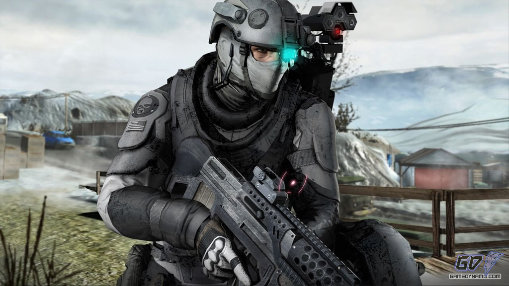 Tom Clancy's Ghost Recon Future Soldier release date for PC, PS3, and Xbox 360 (Ubisoft)