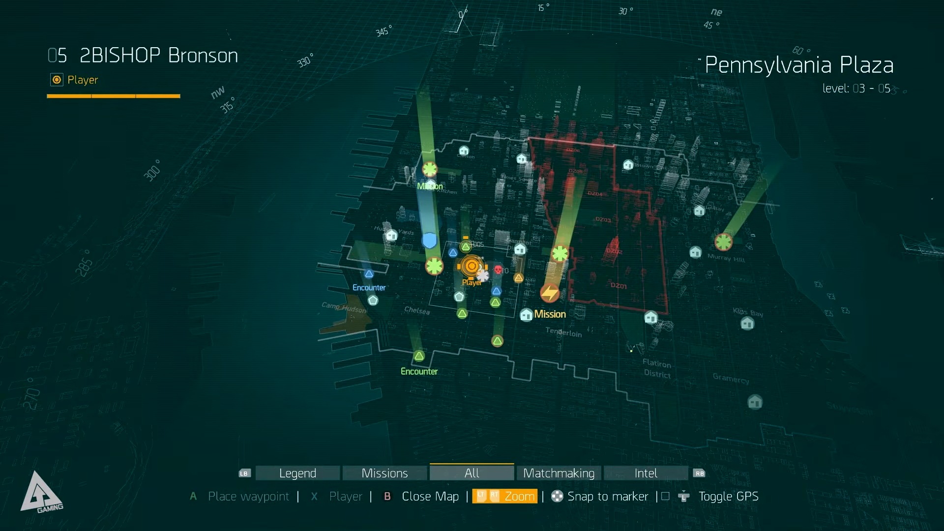 Game News Ubisoft confirms the map size of The Division will be