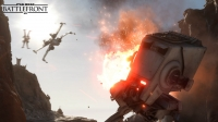 Star Wars: Battlefront (PC) - EA Access will enable Xbox One owners to play Star Wars: Battlefront first Screenshots