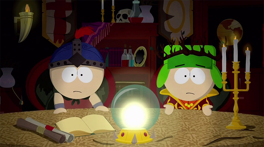E3 2015 - Ubisoft - South Park: The Fractured But Whole
