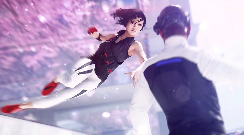 EA E3 2015 - Mirror\'s Edge Catalyst