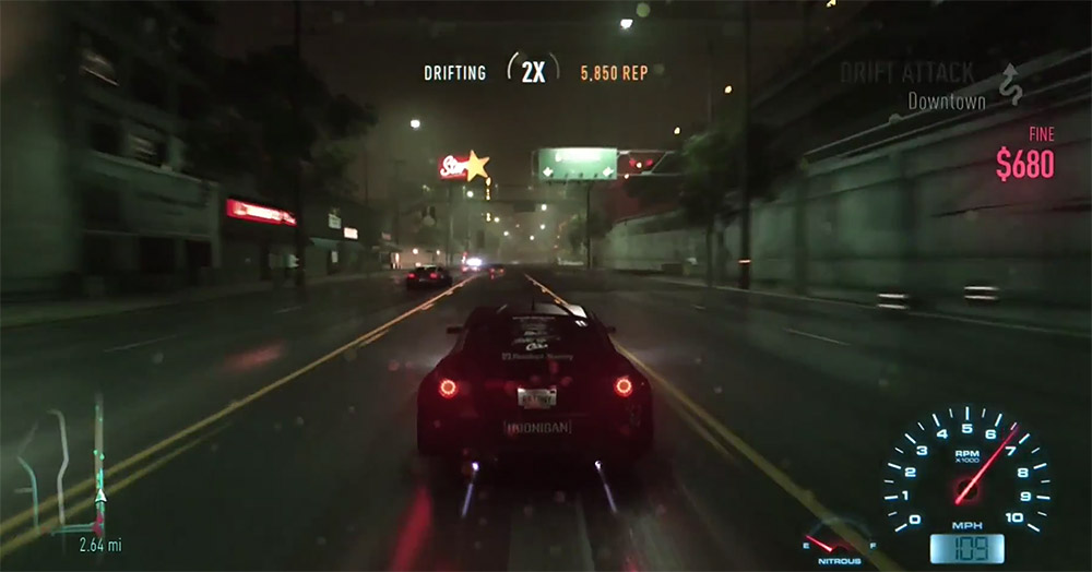 EA E3 2015 - Need for Speed