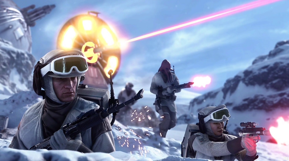 EA E3 2015 - Star Wars Battlefront