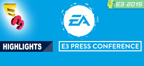 E3 2015: EA Press Conference Highlights