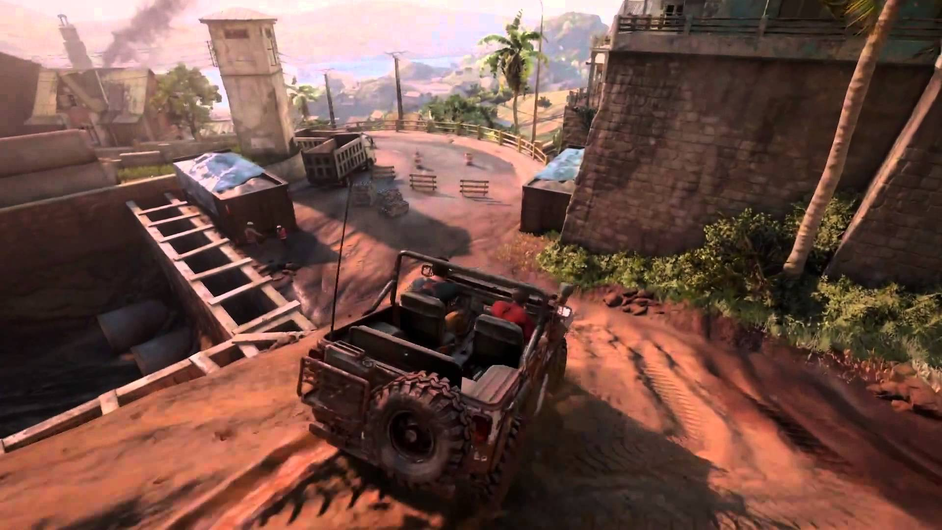 Game News Naughty Dog Going Crazy With Uncharted 4 S Ps4