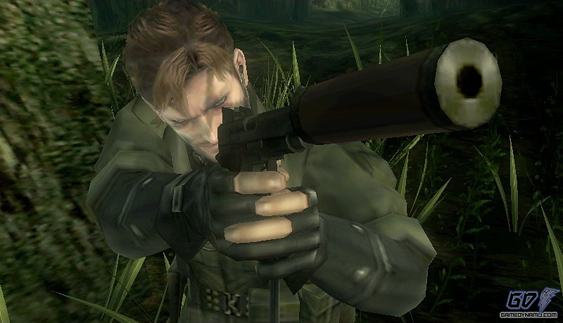 Metal Gear Solid 3D: Snake Eater (Nintendo 3DS) Review Screenshots