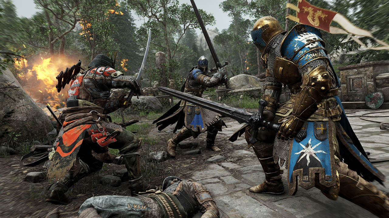 For Honor (PC, PS4, XB1) Hands-On Preview