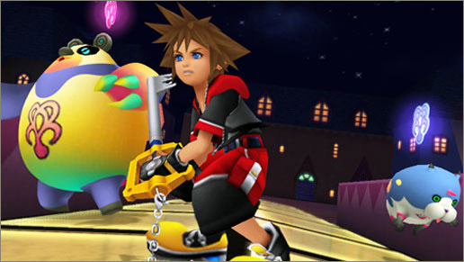 Kingdom Hearts 3D: Dream Drop Distance (Nintendo 3DS) Review Screenshots
