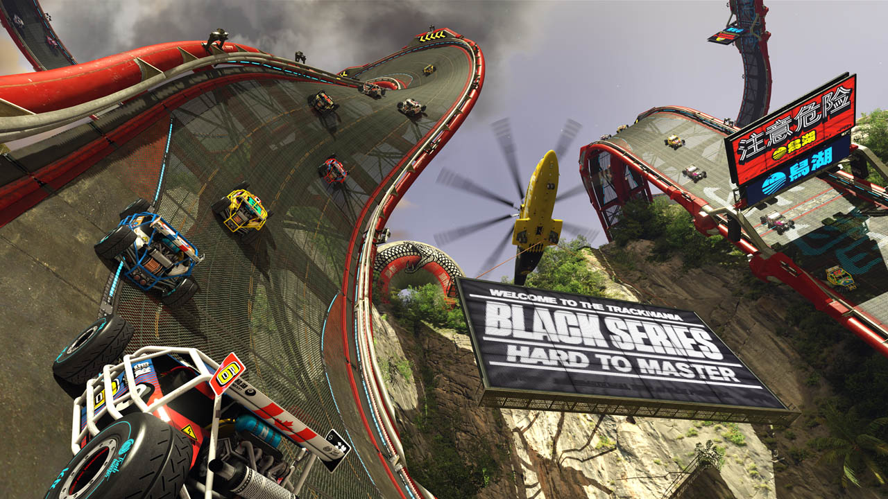 Trackmania Turbo Preview Screenshots (PC, PS4, Xbox One)