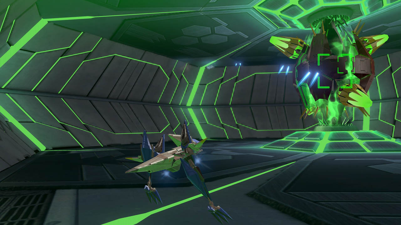 Star Fox Zero (Wii U) Hands-On Preview