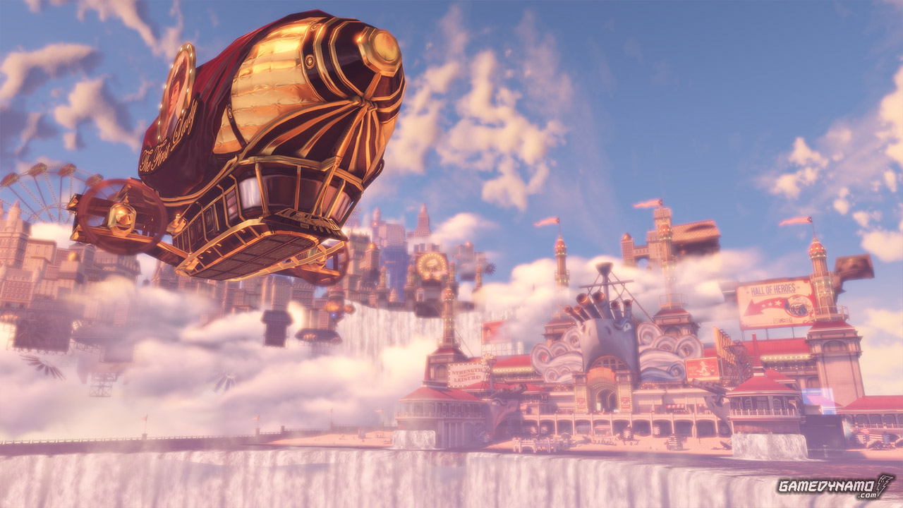 BioShock Infinite 'City in the Sky' screenshots