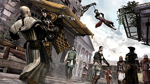 assassins creed project legacy Assassin's creed: revelations is a memories related to clay becoming a member of the assassins, being assigned to infiltrate abstergo industries' animus project.