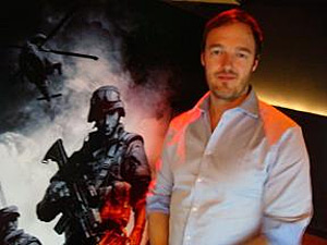 Battlefield 3 Patrick Bach Interview (PC, PS3, Xbox 360)