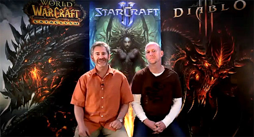 Blizzard Entertainment's 20th Anniversary Videos (PC)
