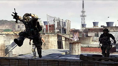 call of duty modern warfare 3 guns. Call of Duty: Modern Warfare 3