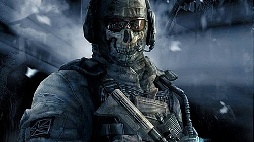 call of duty 4 modern warfare 2 ghost. Call of Duty: Modern Warfare