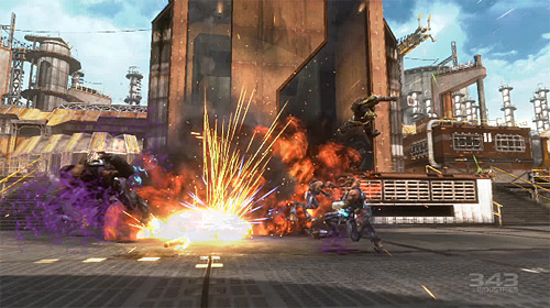 Game News: Halo: Reach Defiant Map Pack Announced