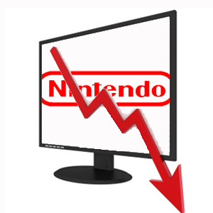Nintendo Stock Price at Two-Year Low (Nintendo 3DS, Sony PSP)