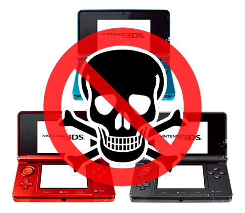 how to play hacked games on 3ds