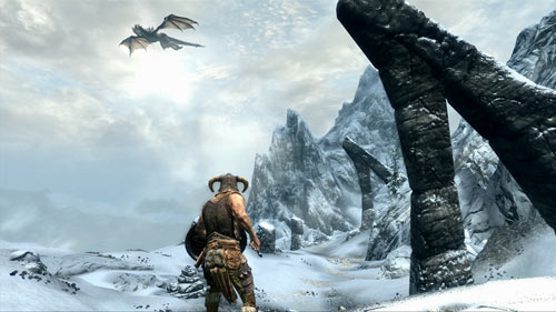 the latest goodies on our The Elder Scrolls V: Skyrim game images page.
