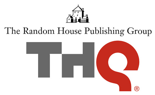 THQ and Random House Publishing Deal (PC, Xbox 360, PS3, Books, Film, Movies, TV)