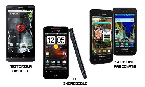 Android Models Verizon Android Phones For Verizon And