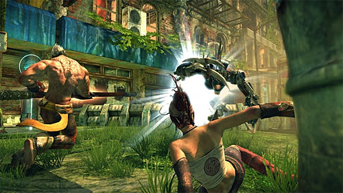Enslaved: Odyssey to the West (Xbox 360, PS3)
