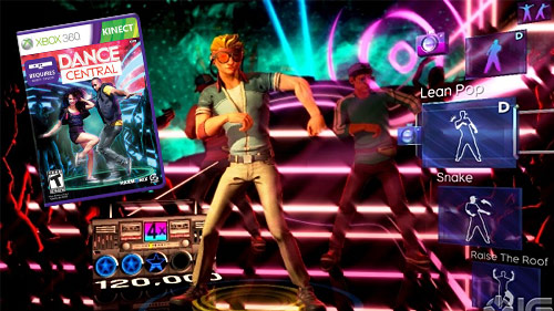 Kinect Dance Central (Xbox 360)