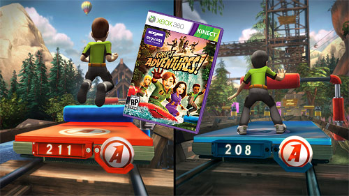 Feature Kinect Launch Game Review Round Up The Best The Rest