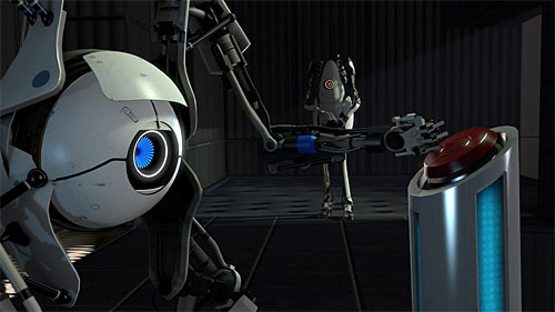 portal 2 ps3 vs pc. portal 2 ps3 vs xbox 360.